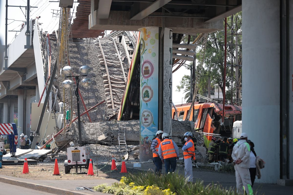 México se moviliza para encontrar a Miguel, el joven en situación de calle que sobrevivió al accidente de la Línea 12 del Metro