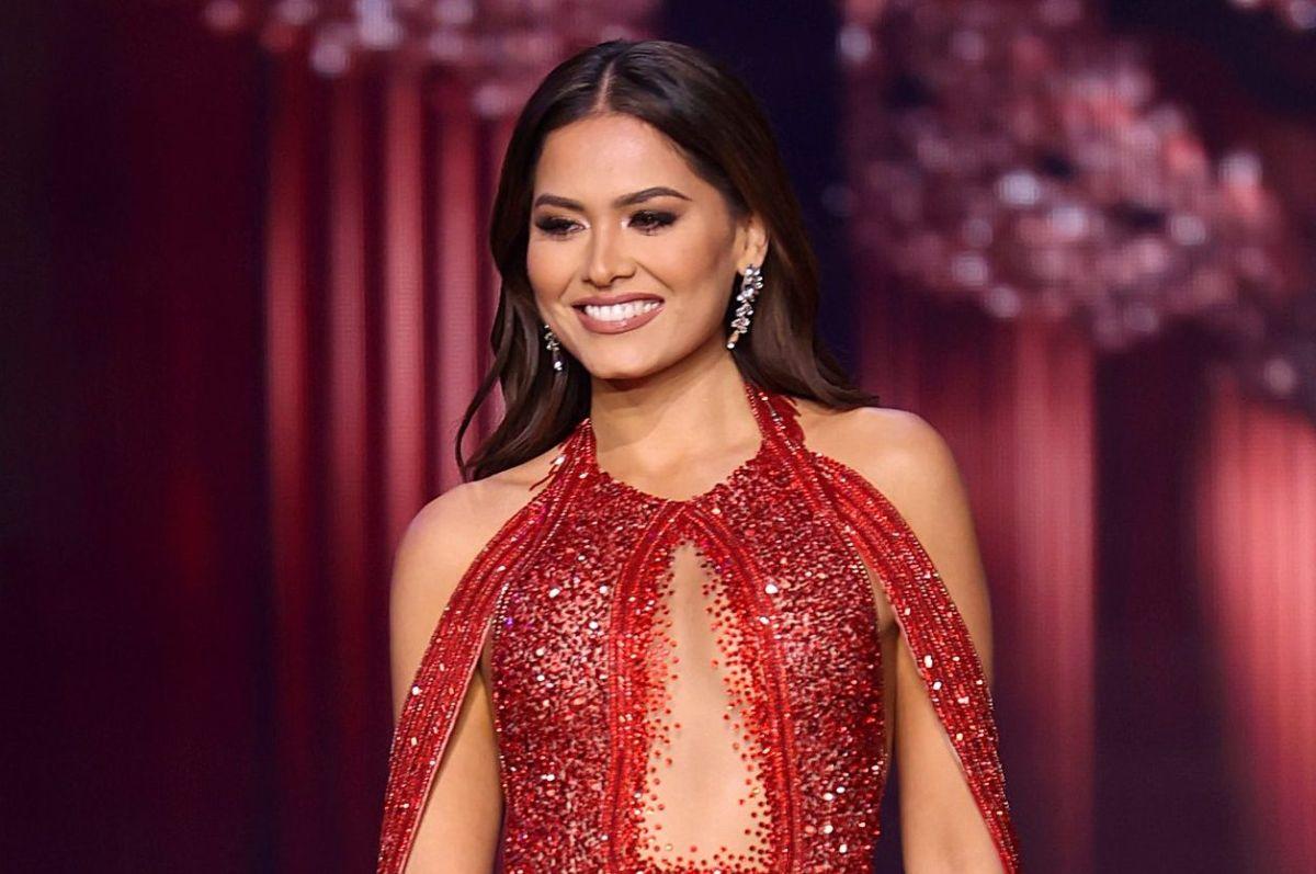 Andrea Meza en riesgo de perder la corona de Miss Universo.