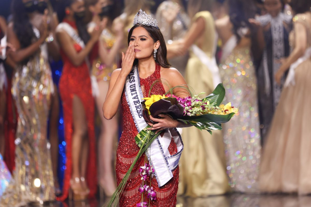 Miss México es la nueva Miss Universo 2021: Andrea Meza se corona como la reina universal de la belleza