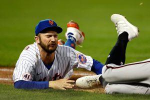 Se llenó el hospital de los New York Mets: ahora se sumó Pete Alonso