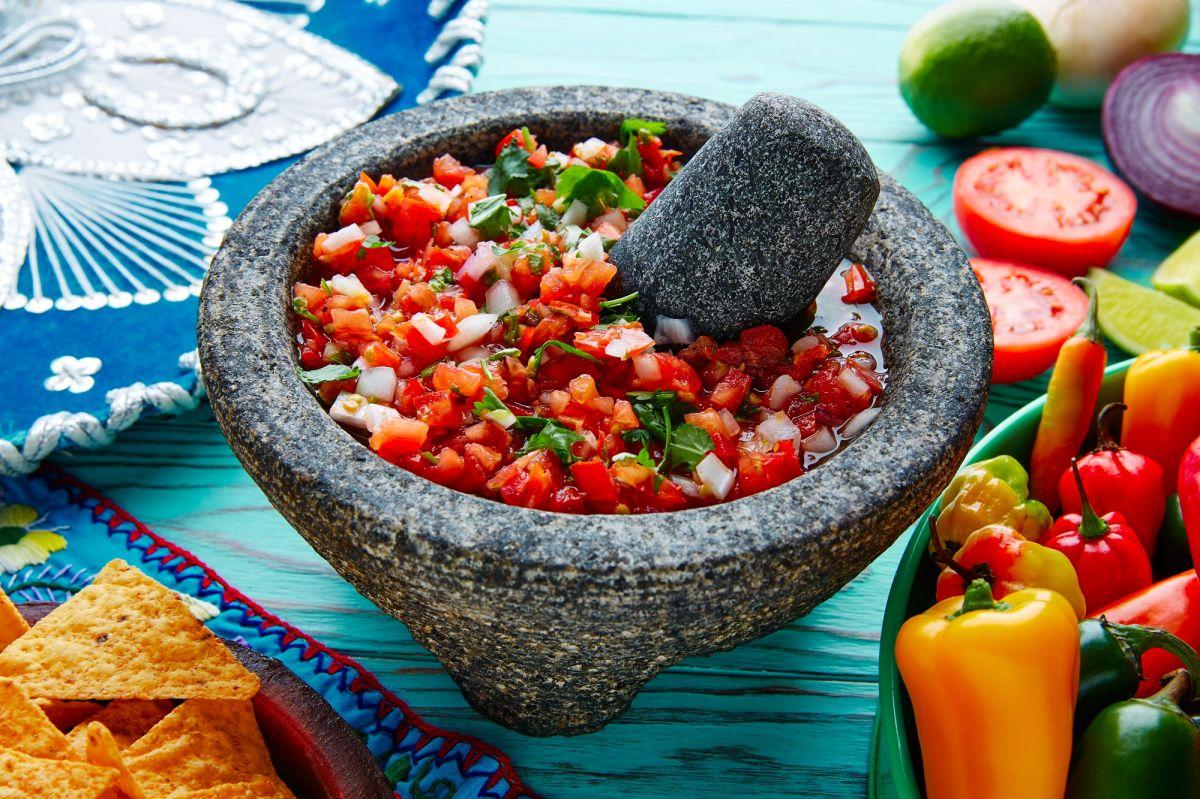 Cuáles son las 5 populares salsas mexicanas más fáciles de hacer