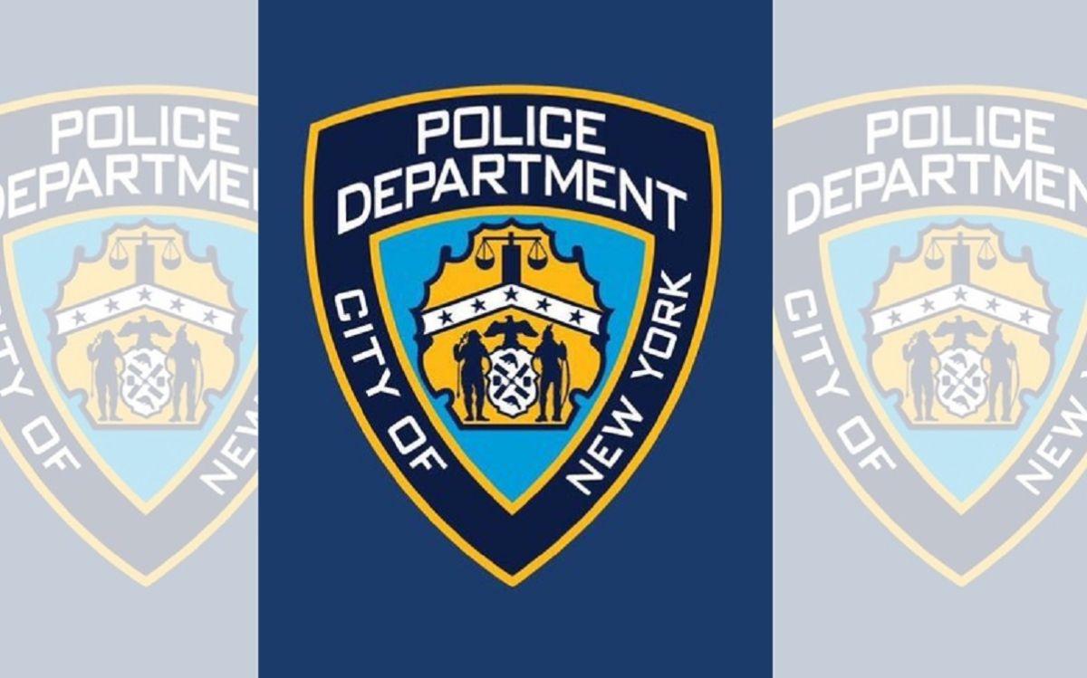 Los oficiales del NYPD no resultaron con heridas graves.
