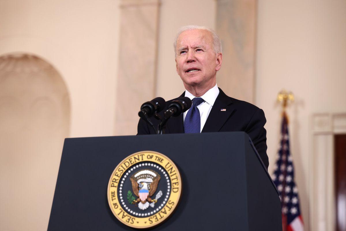 """Joe Biden pide $6 billones de dólares para """"reinventar"""" economía de Estados Unidos"""