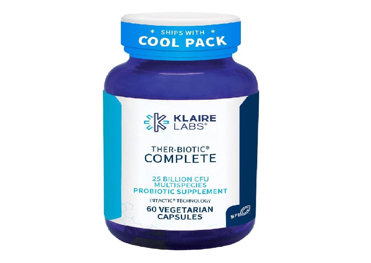 Complete Probiotic
