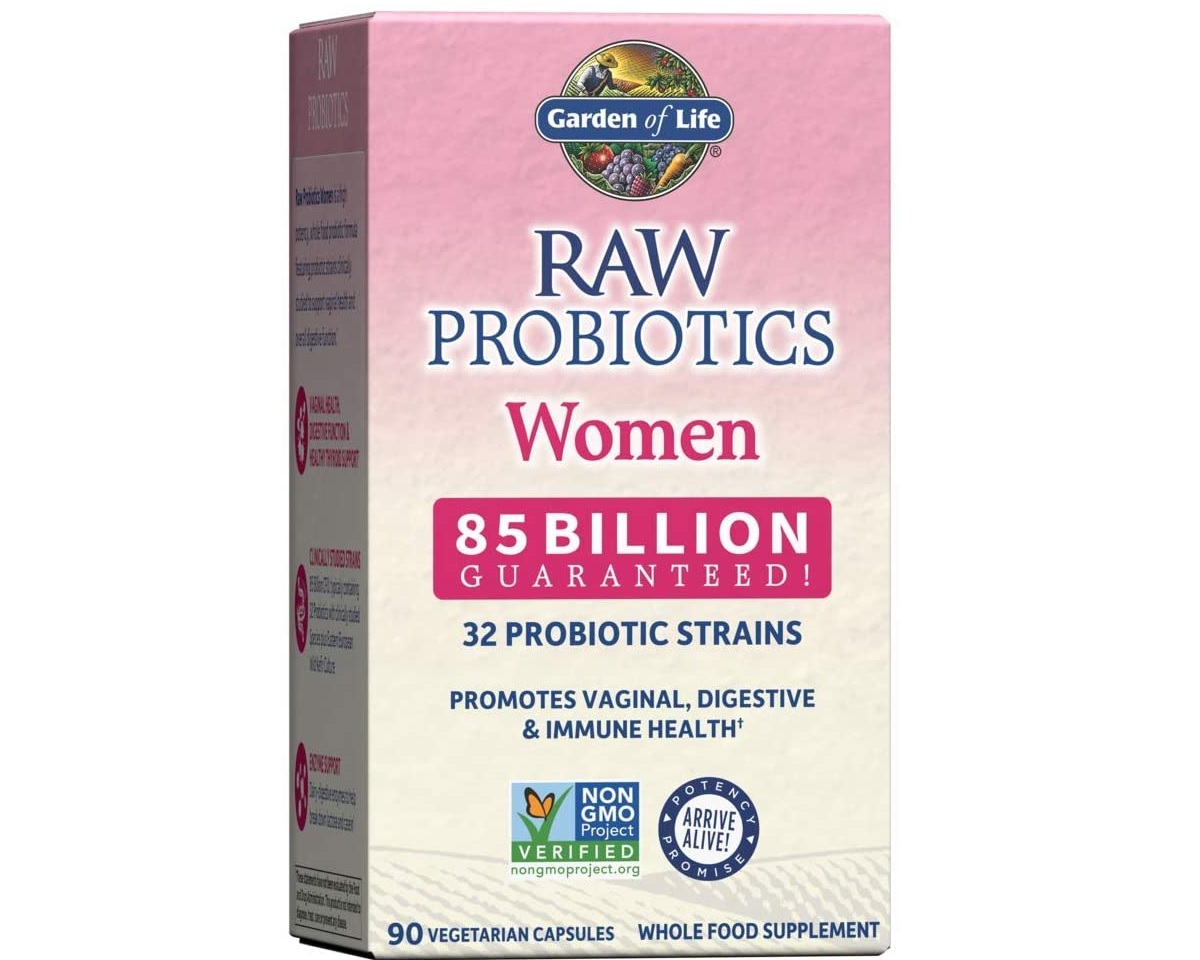 Raw probiotic