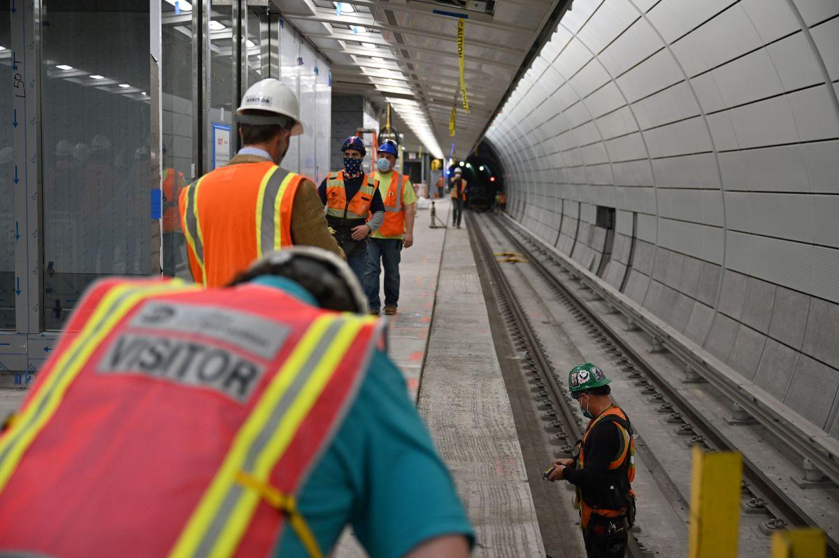 El megaproyecto conectará al Long Island Rail Road con una nueva terminal de 350,000 pies cuadrados debajo de Grand Central.