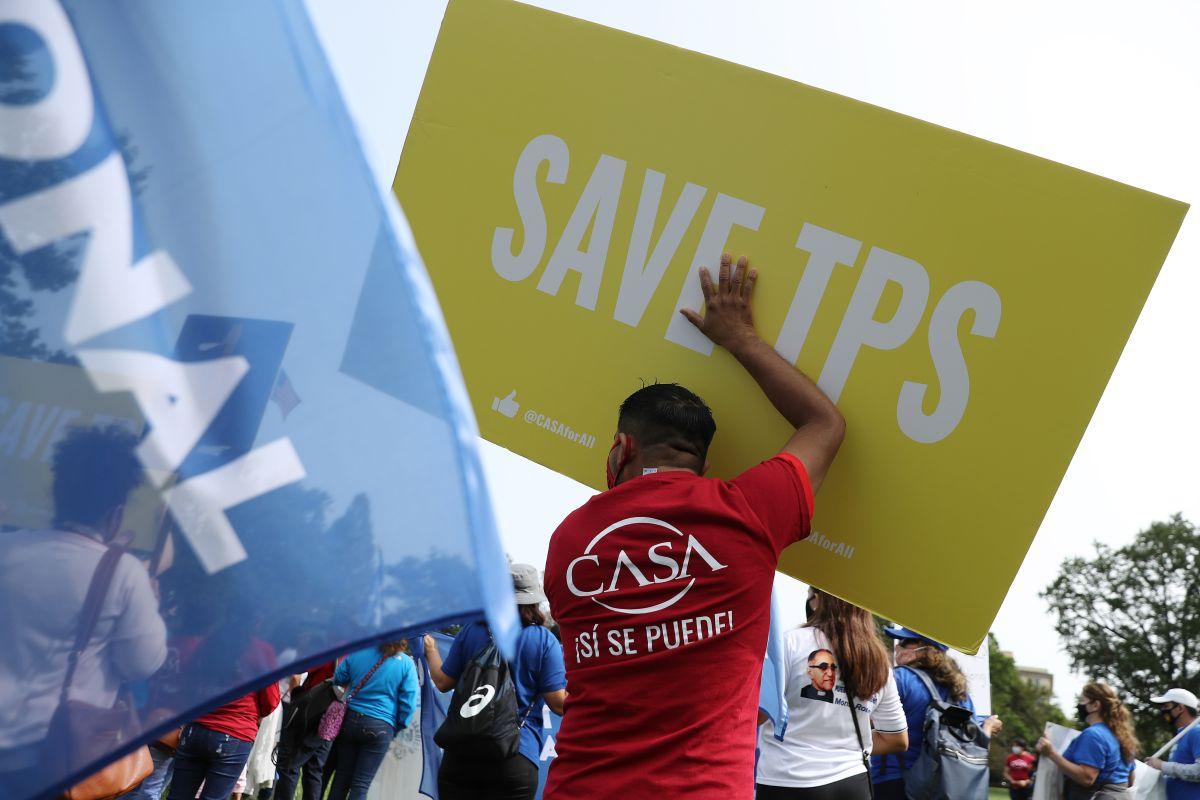 El gobierno de Biden otorga TPS a los haitianos residentes en Estados Unidos