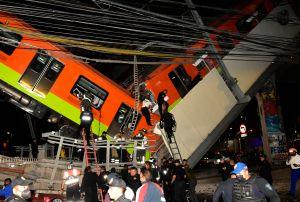 New York Times revela que el Metro de CDMX colapsó por prisas del gobierno para inaugurarlo
