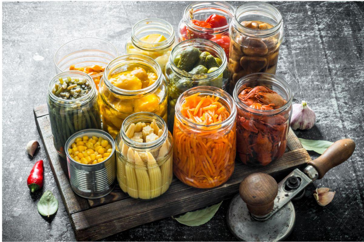 12 alimentos sin conservantes que puedes almacenar por largo tiempo