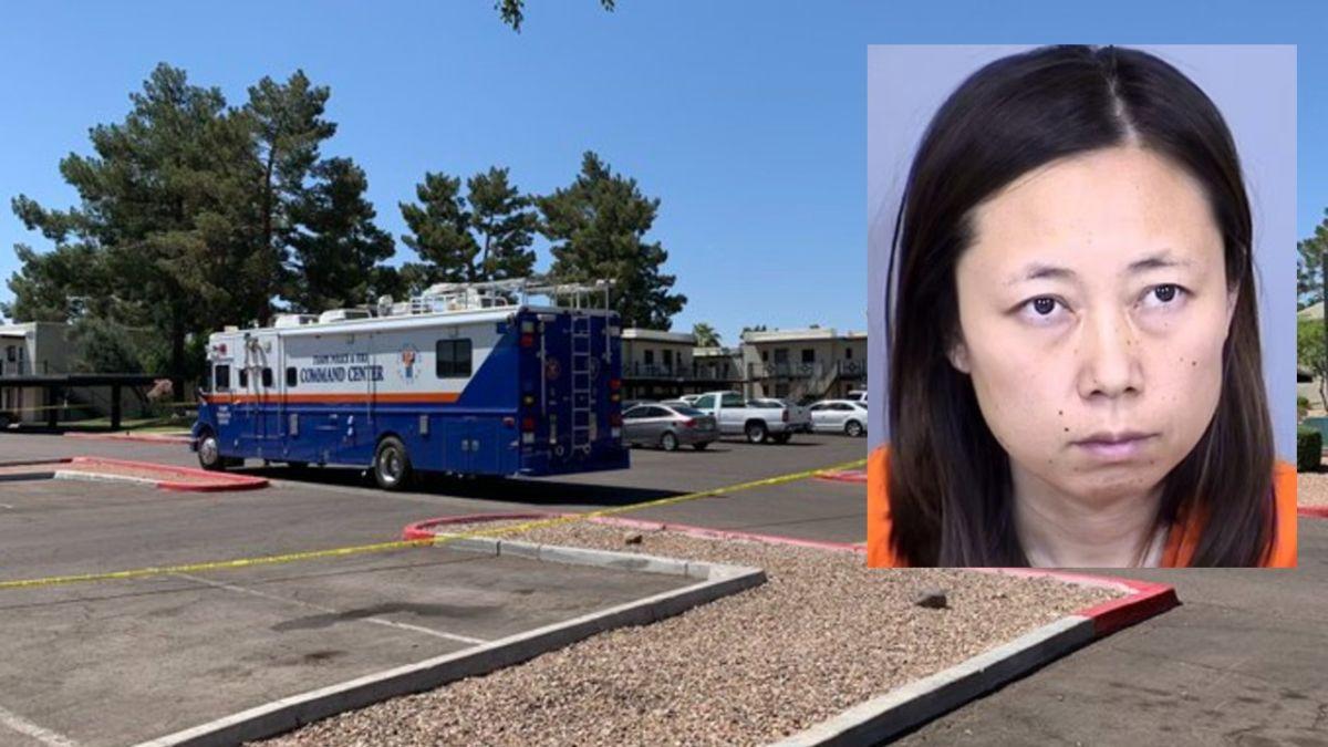 """Horror en Arizona: una madre mató a sus hijos de 7 y 9 años porque escuchó """"voces"""""""