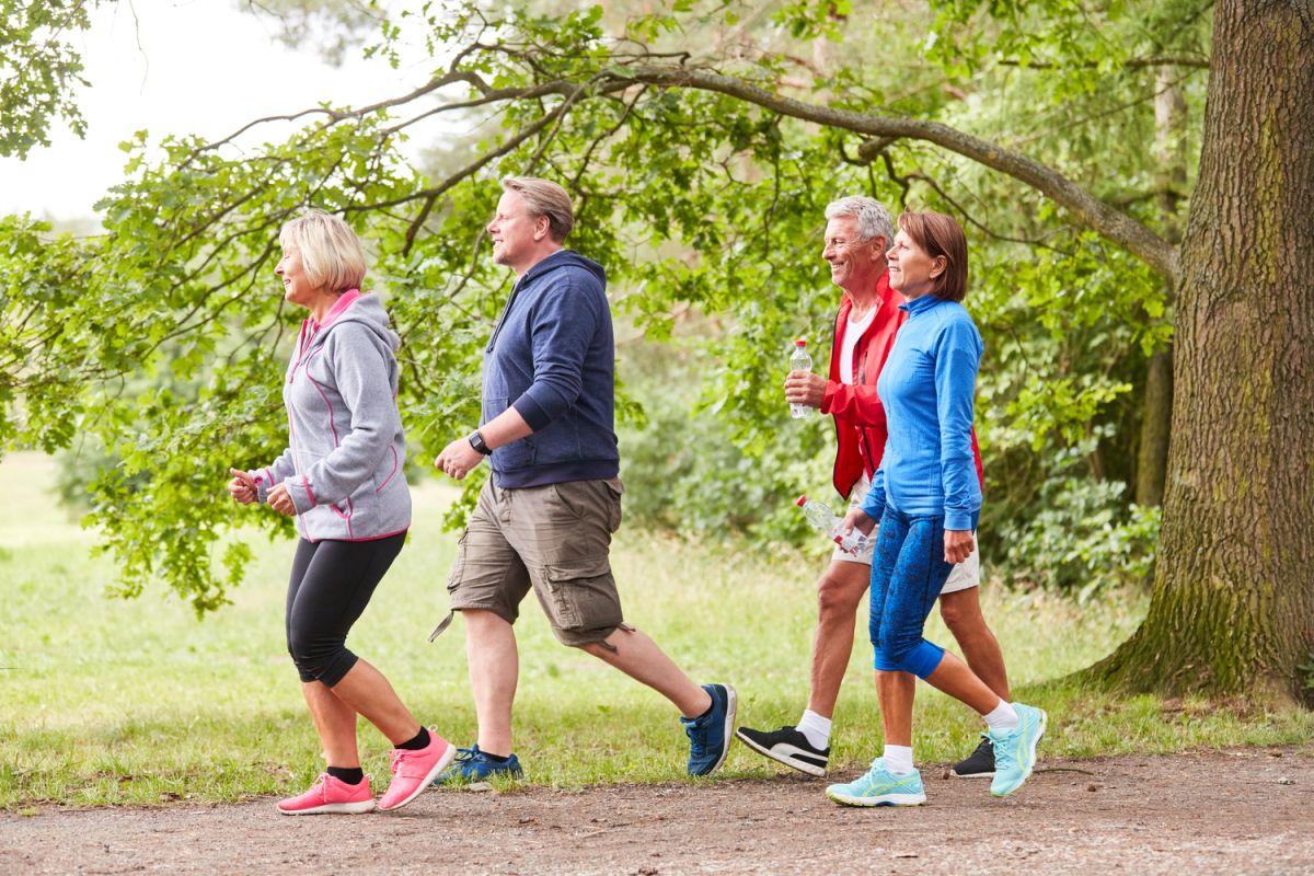 7 claves para hacer actividad física luego de los 40 años