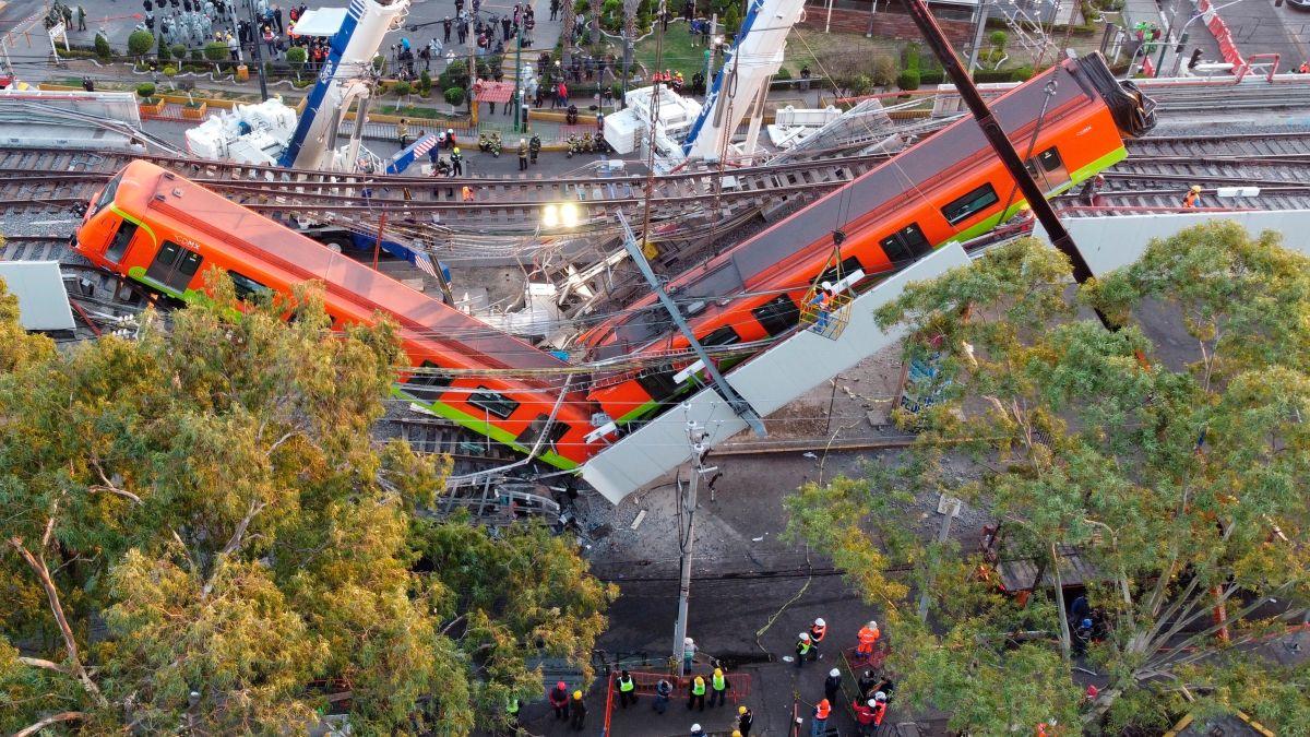 La maniobra del conductor del Metro de la Línea 12 con la que evitó que la tragedia fuera aún mayor