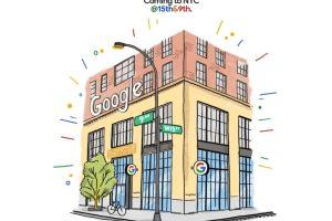 Google abrirá en Nueva York su primera tienda física en el mundo: otra apuesta a la recuperación de la ciudad este verano