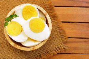 En qué consiste la dieta del huevo cocido para bajar de peso