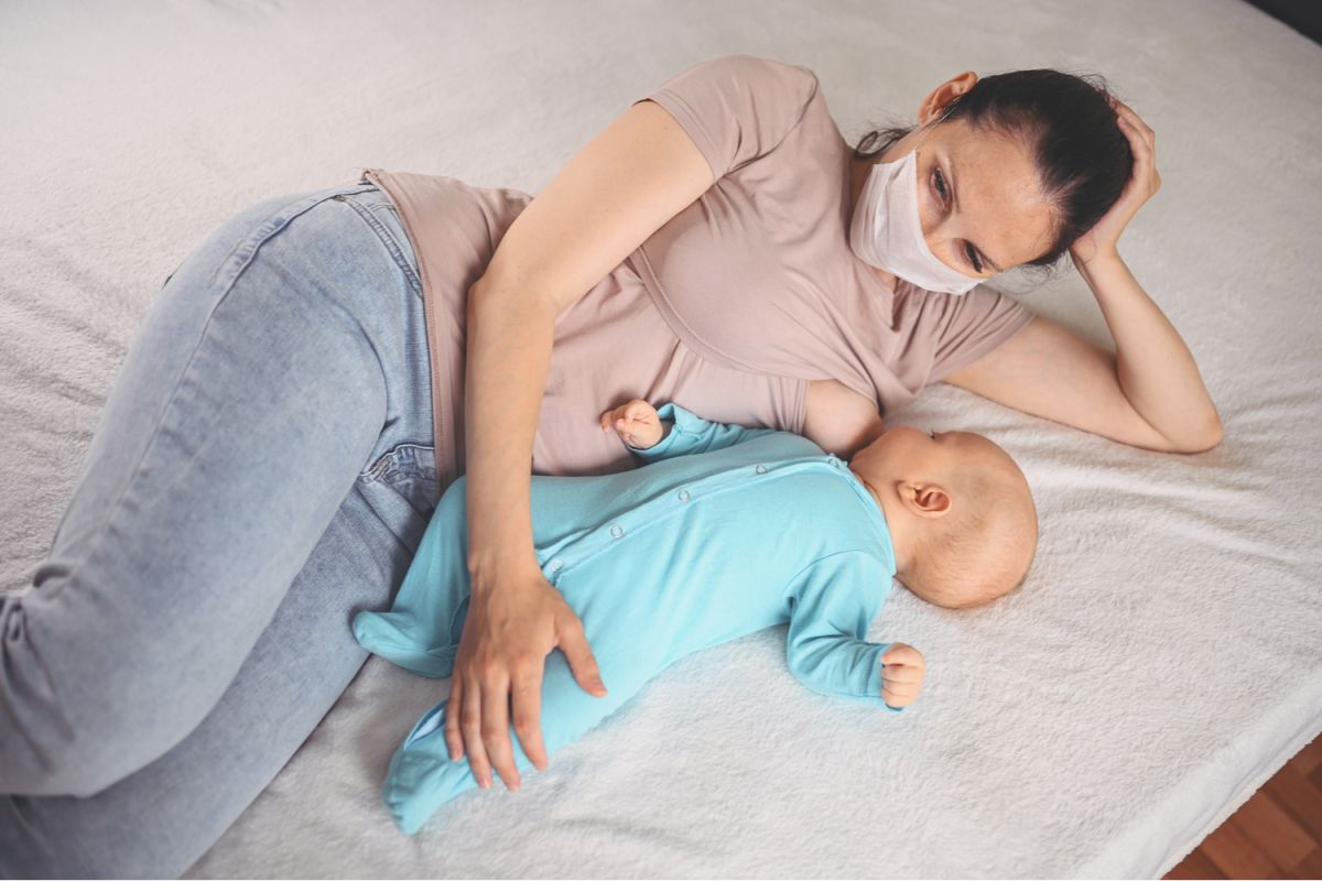 ¿Cómo beneficia la vacuna contra COVID-19 a las madres en periodo de lactancia?