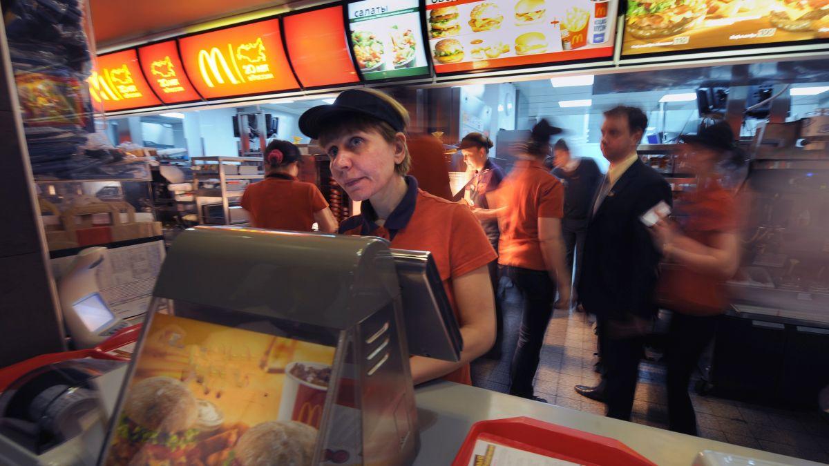 Esta estrategia solo se está llevando a cabo en una sucursal de McDonald's, cuya ubicación no se ha dado a conocer.