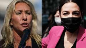 Escándalo en el Congreso: ultraderechista persiguió a Alexandria Ocasio-Cortez y la provocó