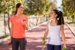 """Qué es el """"Paseo del Granjero"""" y cómo puede ayudarte a bajar de peso"""