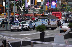 Un tiroteo en Times Square dejó a una niña de 4 años y a 2 mujeres lesionadas