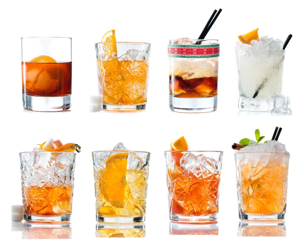 Cocteles de verano a base de whisky