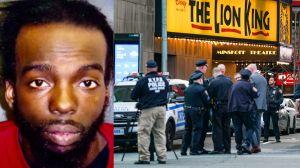 Detenido por balacera en Times Square dice no estaba en Nueva York ese día, sino en ruta a Florida con su novia latina