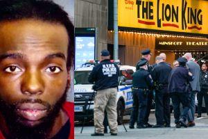 Arrestan en Florida al sospechoso de la balacera en Times Square que dejó tres heridos