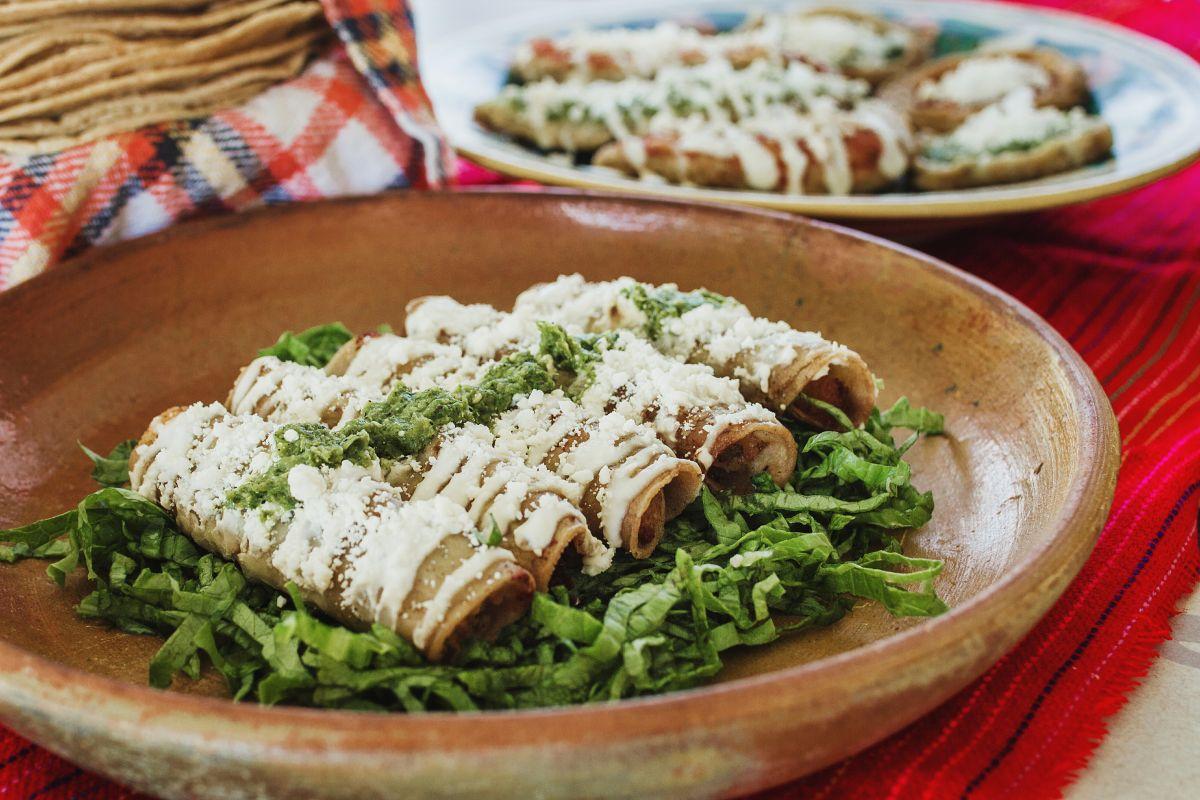 Tacos,Dorados