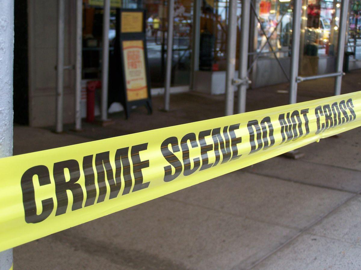 Escena criminal, NYPD.