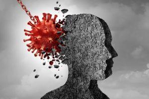 """""""La norma más que la excepción"""", así son los síntomas neurológicos y psiquiátricos del COVID-19"""