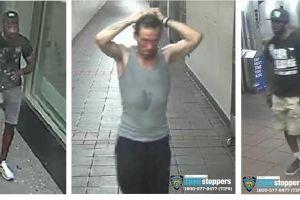 Trío de abusadores la emprende con bate, silla y objeto filoso contra hombre en calle de Manhattan