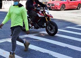 Varias calles de Nueva York están entre las más mortales para peatones en EE.UU.