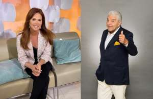 """Telemundo y Univision los dejó ir, pero María Celeste y Don Francisco regresan con """"Domingos de gigantes"""" para CNN en Español"""