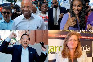 García y Wiley aceptan derrota ante Adams en largas primarias demócratas a la alcaldía de Nueva York