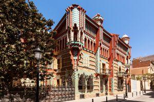 Airbnb hace posible que te hospedes en Casa Vicens en Barcelona, Patrimonio Mundial por la UNESCO
