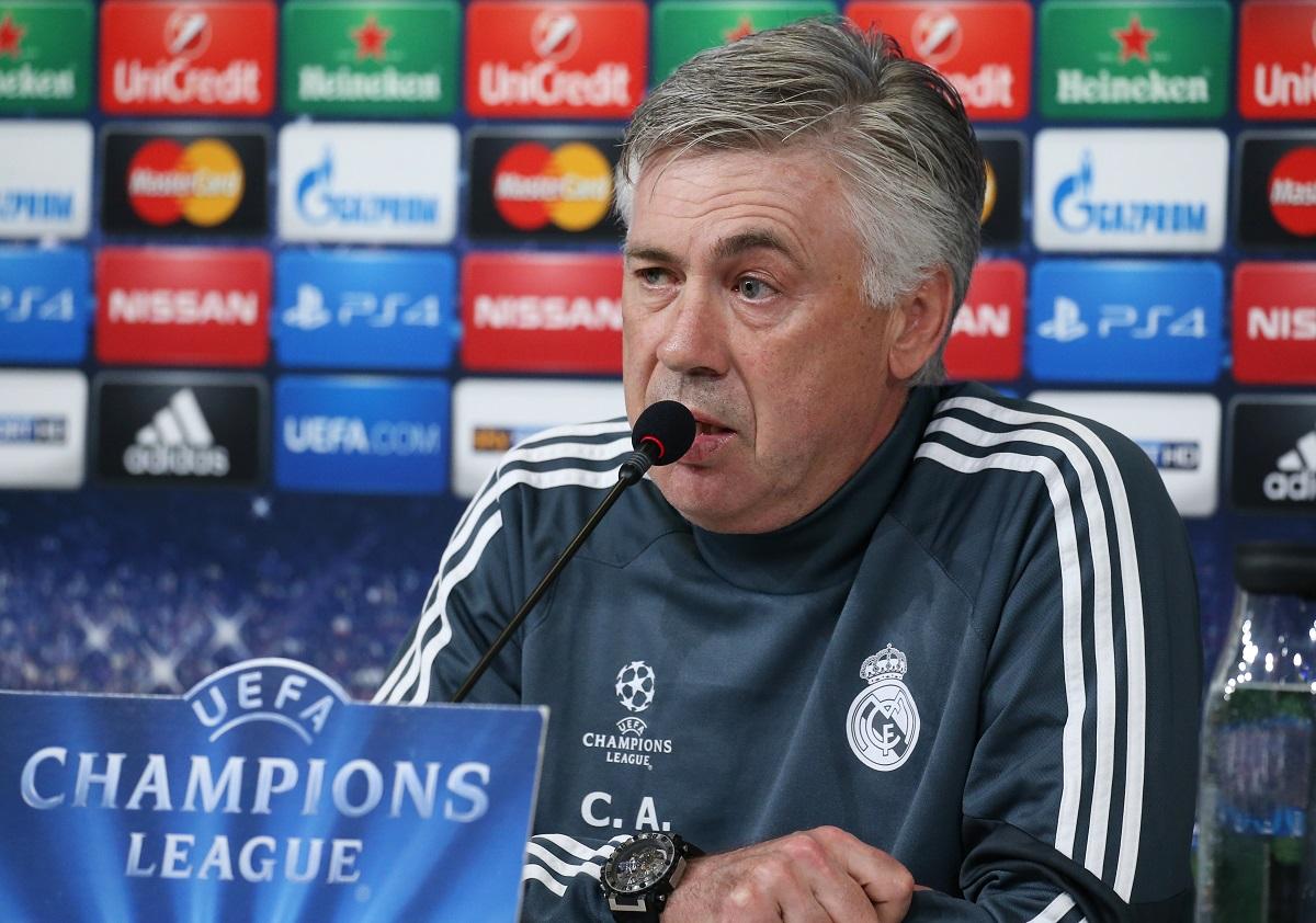 Ganó la Champions del 2014 con el Real Madrid.