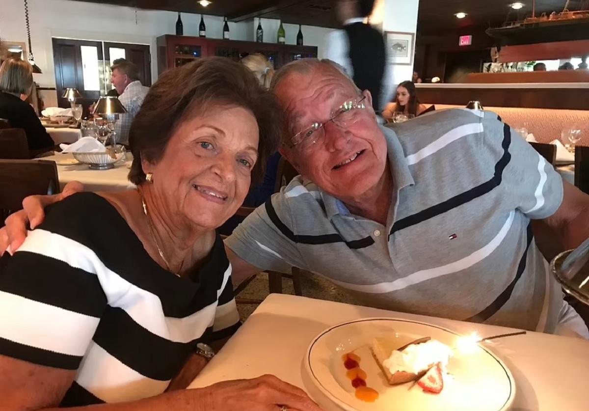 Gladys y Antonio Lozano vivían en el noveno piso de las Champlain Towers.