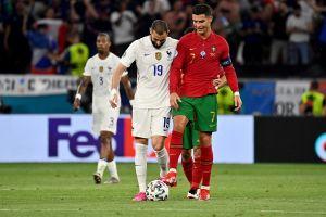 Video: Lloran los madridistas tras el reencuentro especial de Benzema y Cristiano Ronaldo
