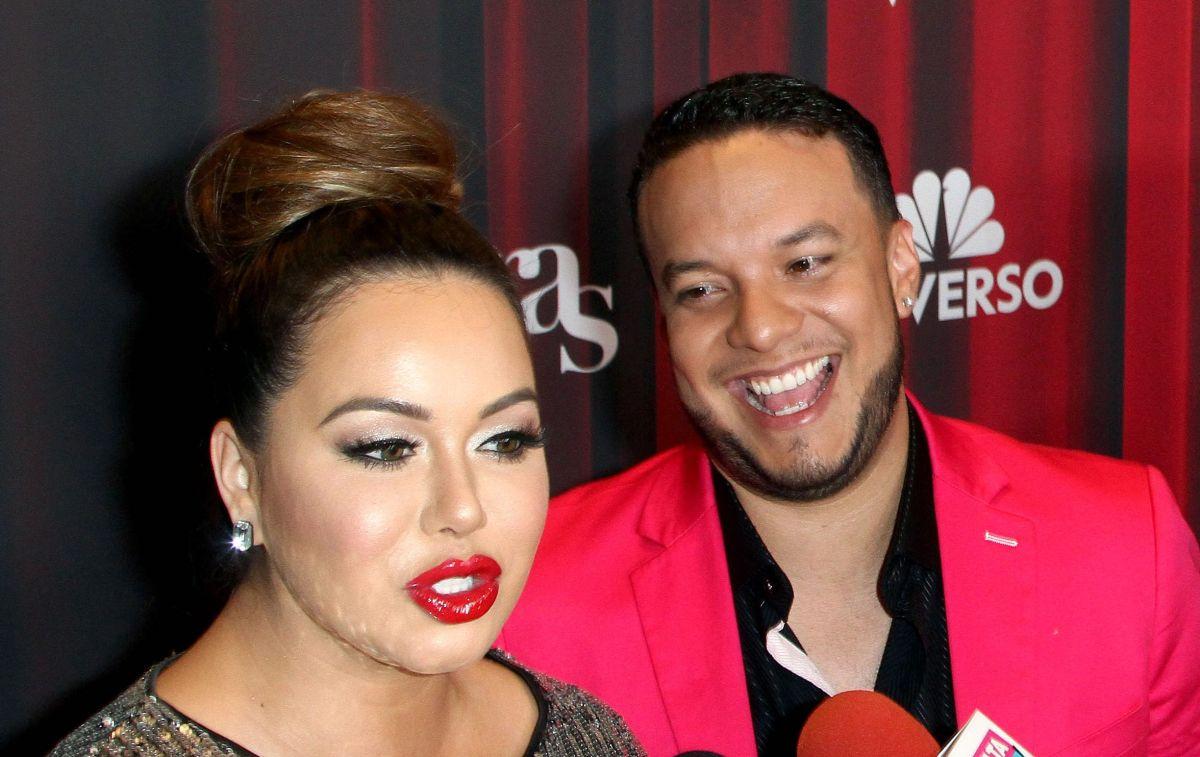 El ex de Chiquis Rivera, Lorenzo Méndez, ya tendría novia y andan de vacaciones juntos.