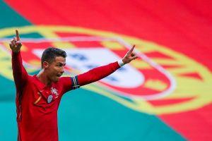 Video: Cristiano Ronaldo marcó otro golazo y está a cinco de igualar un récord que parecía inalcanzable