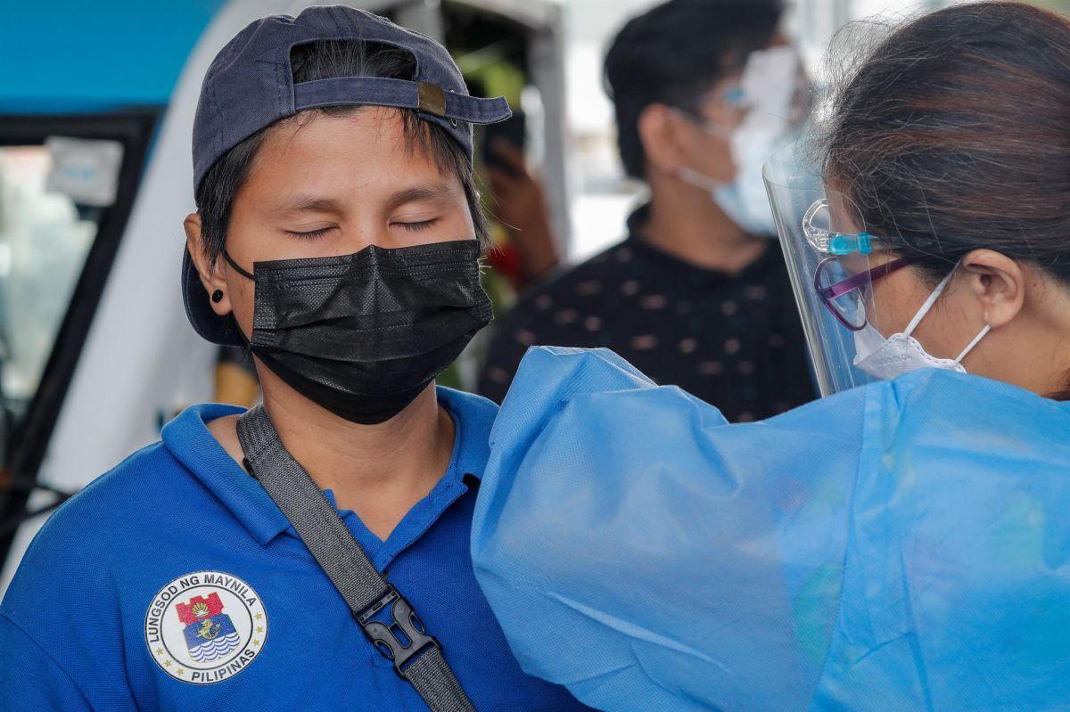 Rodrigo Duterte, presidente de Filipinas amenazó con cárcel a quienes no se vacunen contra el COVID-19