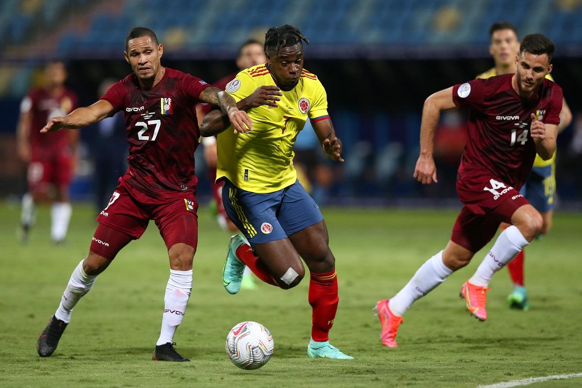 """Duván Zapata se estrelló contra Fariñez: """"Los goles en Italia no hemos podido traerlos a la Selección Colombia"""""""