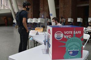 """Junta Electoral de NYC admite desastroso """"error"""" en resultados de elecciones primarias revelados el martes"""