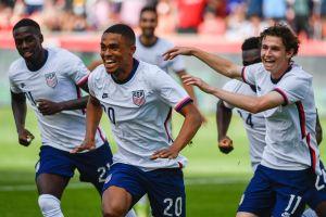 Copa Oro, allá vamos: Estados Unidos se paseó ante Costa Rica