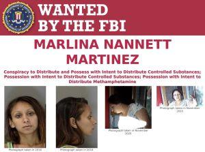 """Una hispana entre """"las más buscadas"""" por el FBI por tráfico de drogas"""