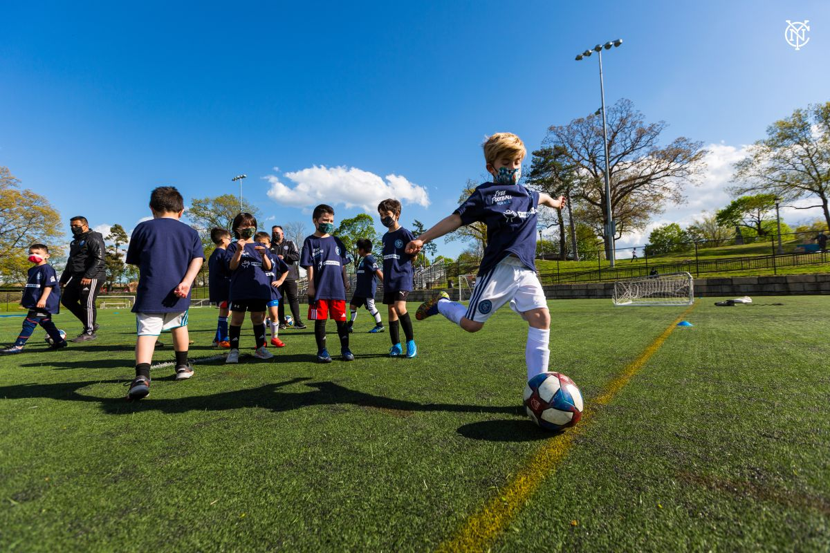 El programa se llevará a cabo hasta noviembre y está abierto a todos los jugadores de 7 a 14 años.