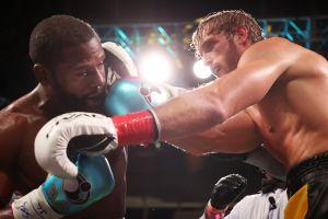 A la distancia: Floyd Mayweather Jr. y Logan Paul brindaron un espectáculo de ocho rounds