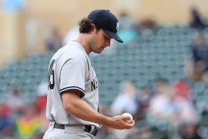 Gerrit Cole, as de los Yankees, admitió que usa sustancias en la pelota, a la vez que el toletero Pete Alonso culpó a MLB
