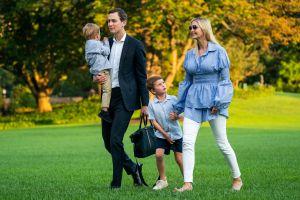 Ivanka Trump y Jared Kushner donan para rescate de personas de edificio colapsado en Miami