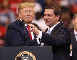 Gobernador de Florida, Ron DeSantis, vencería a Trump en elección republicana hacia la presidencia