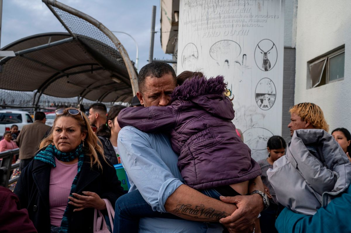 """Biden termina con regla """"Permancer en México"""" que castigaba a inmigrantes que pedían asilo"""